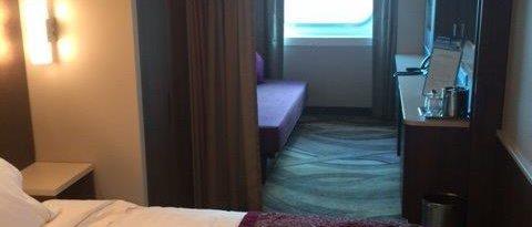 NCL Escape Ocean View Cabin