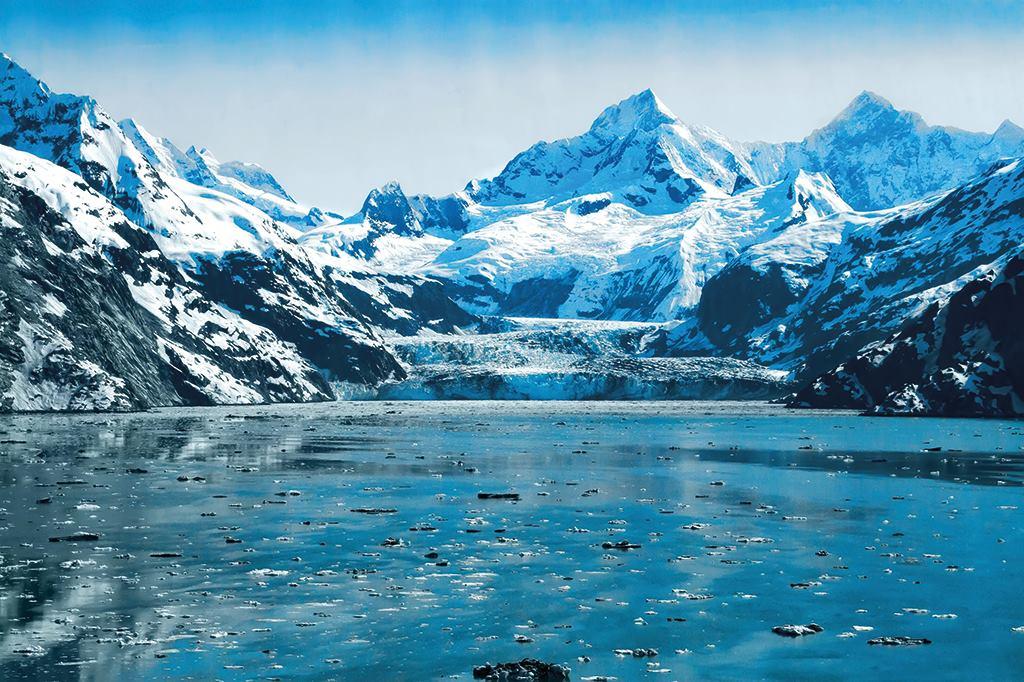 Alaskan Fjord
